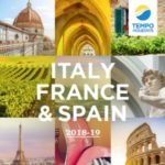 TEMPO HOLIDAYS ITALY FRANCE & SPAIN 2018-19 (BROCHURE)
