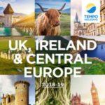 TEMPO HOLIDAYS UK IRELAND & CENTRAL EUROPE 2018-19 (BROCHURE)