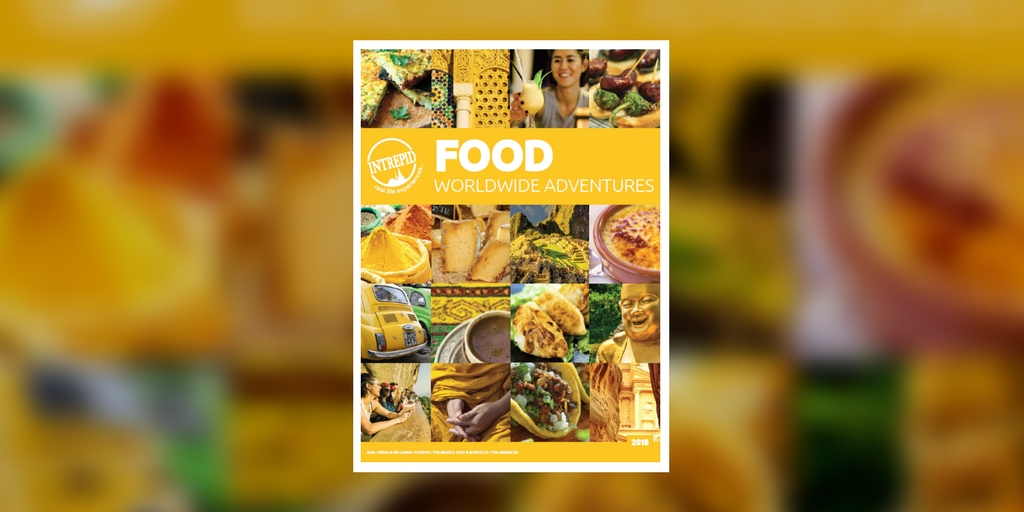 Intrepid Food 2018 Brochure