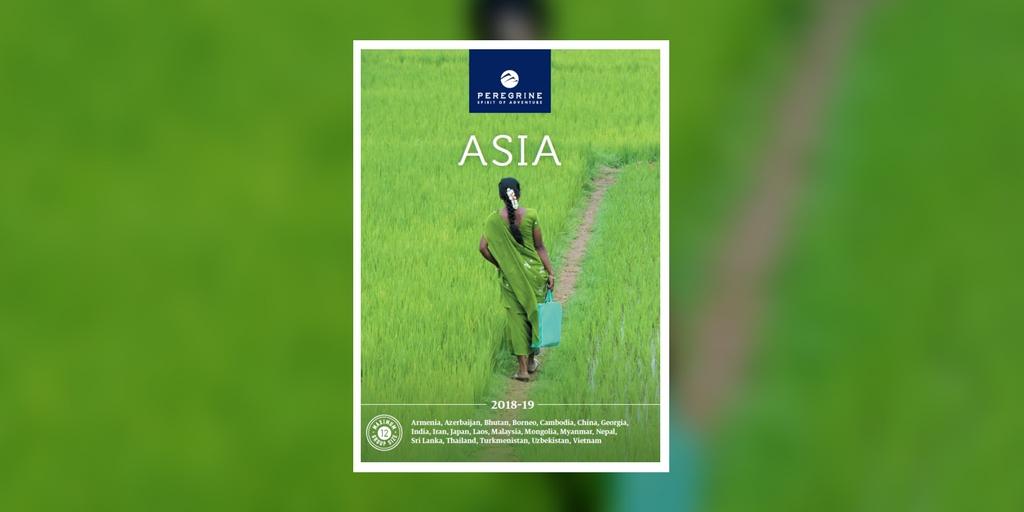 Peregrine Asia 2018-19 brochure
