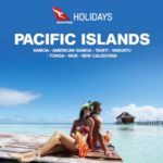 QANTAS HOLIDAYS PACIFIC ISLANDS 2018-2019 (BROCHURE)