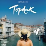 TOPDECK GAP YEAR 2018 (BROCHURE)