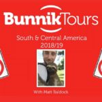 BUNNIK TOURS SOUTH & CENTRAL AMERICA 2018-19