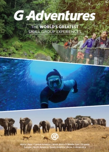 G Adventures Small Group Experiences 2018