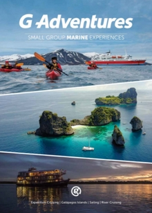 G Adventures Small Group Marine Experiences 2018