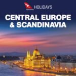 QANTAS HOLIDAYS CENTRAL EUROPE & SCANDINAVIA 2018 (BROCHURE)