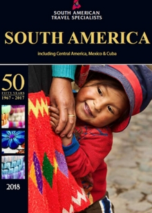 South American Travel Specialists South America 2018