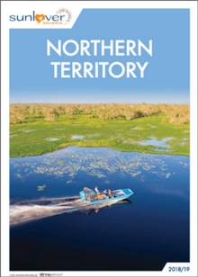 Sunlover Holidays Northern Territory 2018-19