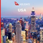 QANTAS HOLIDAYS USA 2018-2019 (BROCHURE)