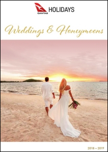 Qantas Holidays Weddings Honeymoons 2018 2019