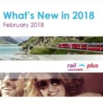 RAIL PLUS – WHAT'S NEW FOR 2018
