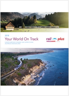 Rail Plus Your World on Track 2018