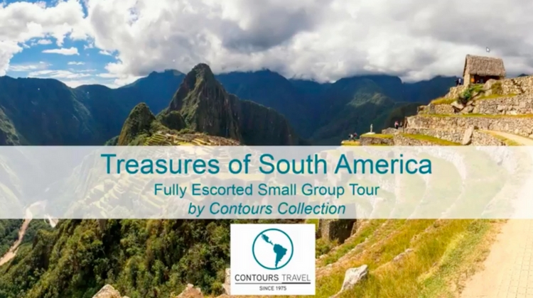 CONTOURS TRAVEL – TREASURES OF SOUTH AMERICA