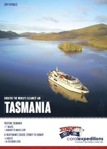 Coral Expeditions Tasmania 2019