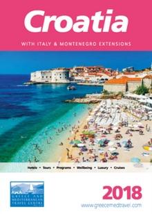 Greece and Mediterranean Travel Centre Croatia 2018