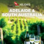 QANTAS HOLIDAYS ADELAIDE & SOUTH AUSTRALIA 2018-2019 (BROCHURE)