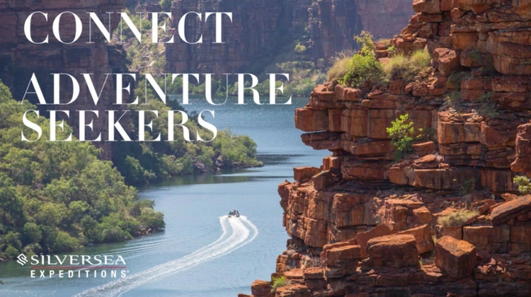 SILVERSEA EXPEDITIONS KIMBERLEY & CAMP LEAKEY