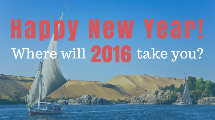 Image of: Rick Steves Travel Quotes Happy New Year Lucky Enough Wordpresscom Travel Quotes Happy New Year Travel Industry Network